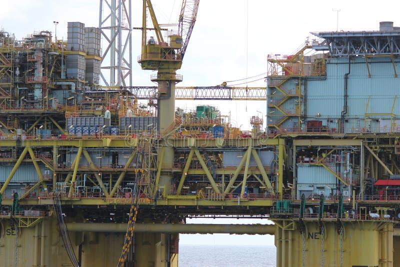 Olie en Gas stock afbeelding