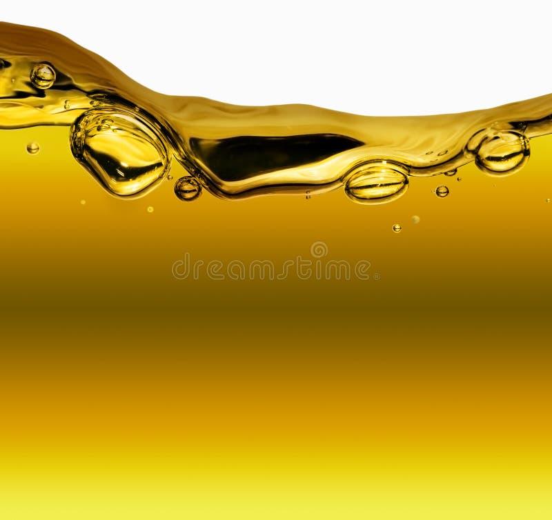 Olieachtergrond stock afbeelding