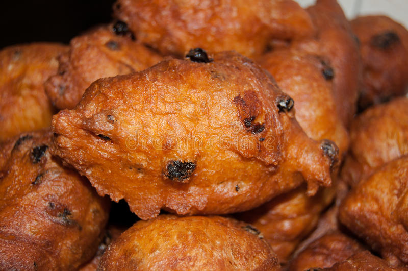 Oliebollen royalty free stock photos
