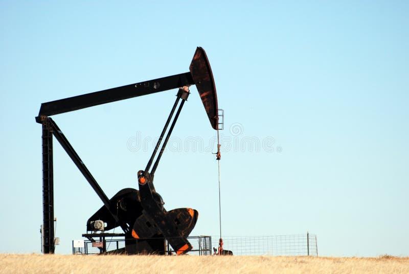 Oliebron stock afbeeldingen