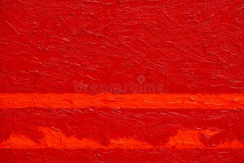Oliekleur, rode oranje achtergrond royalty-vrije stock foto