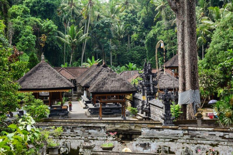 Olifantstempel in Bali, Indonesië royalty-vrije stock foto's