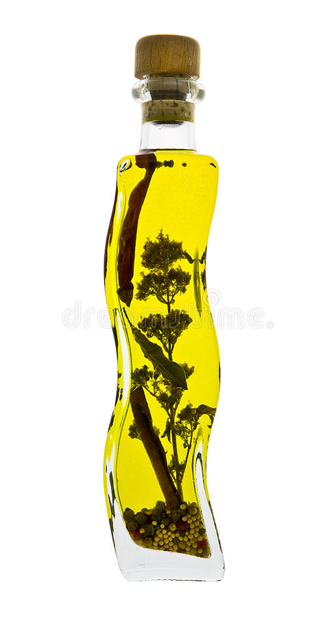 Olijfolie stock foto