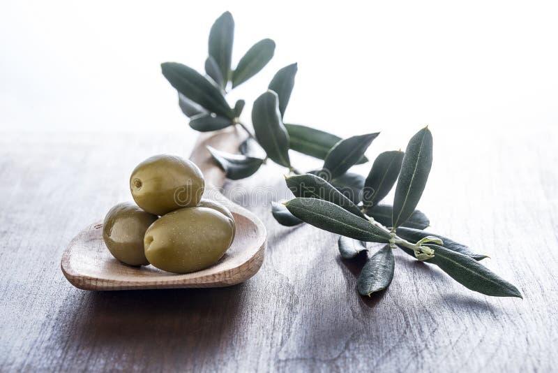 olijven royalty-vrije stock foto
