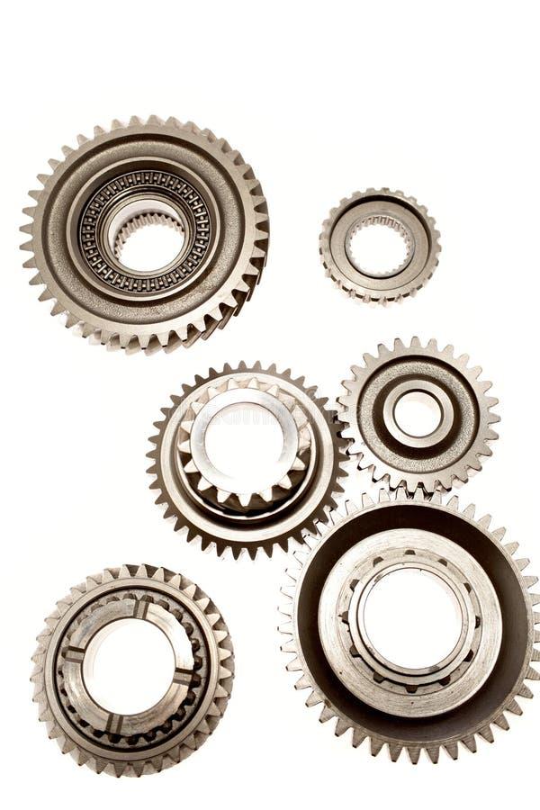 olika hjul för kugge arkivfoton