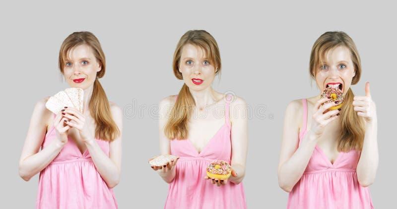 Olika matval fotografering för bildbyråer