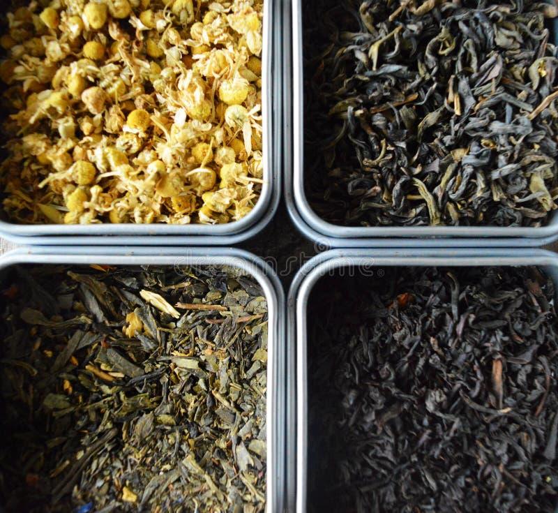 olika teatyper arkivfoto