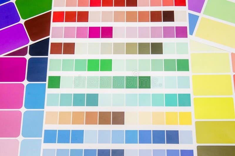 Olikt färga fotografering för bildbyråer