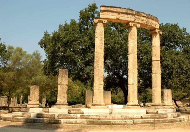 Olimpia Grecja zdjęcia stock