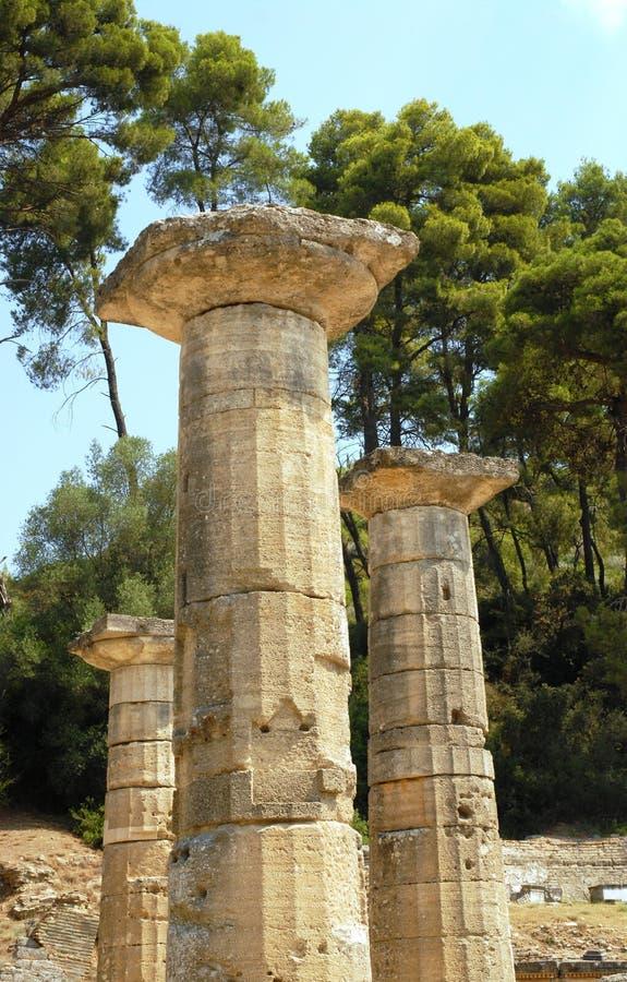 Olimpia Grecja obrazy royalty free