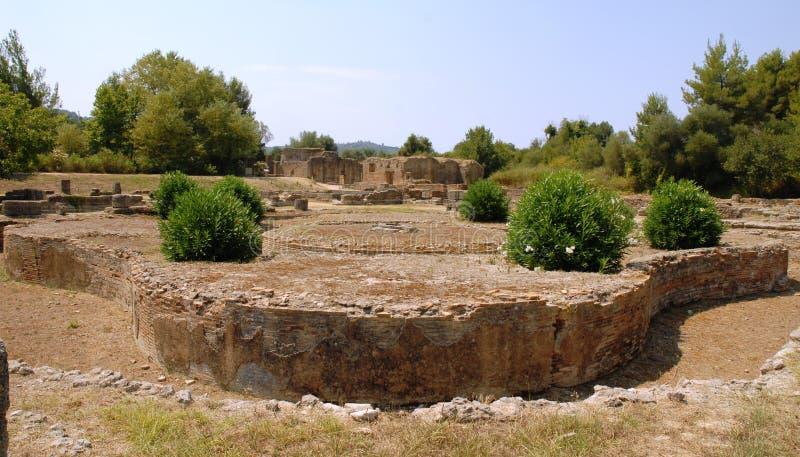 Olimpia Grecja zdjęcie stock