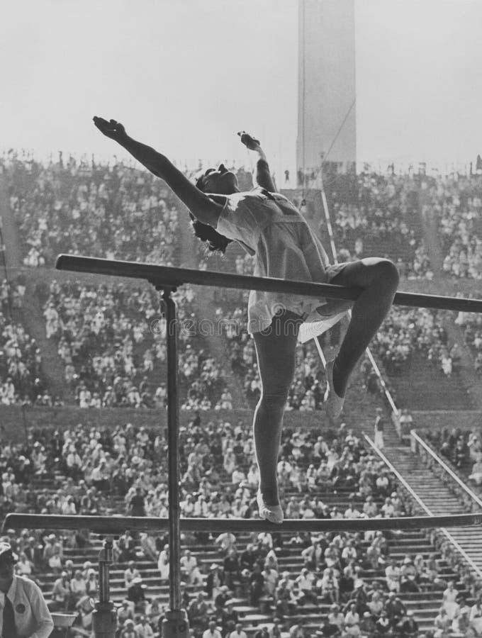 1936 Olimpiadas, Berlín, Alemania fotografía de archivo