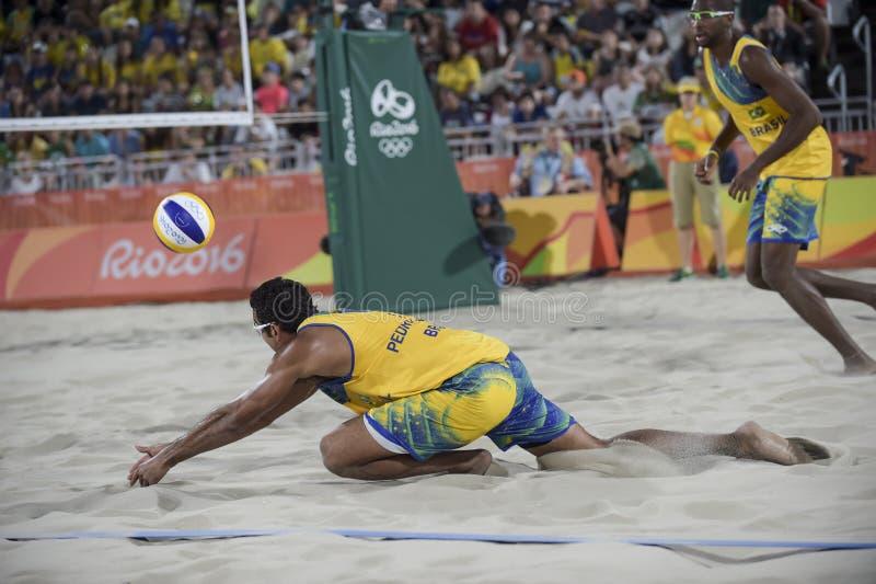 Olimpiady Rio 2016 zdjęcia royalty free