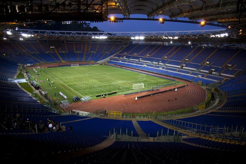 olimpico Rome stadio zdjęcie royalty free