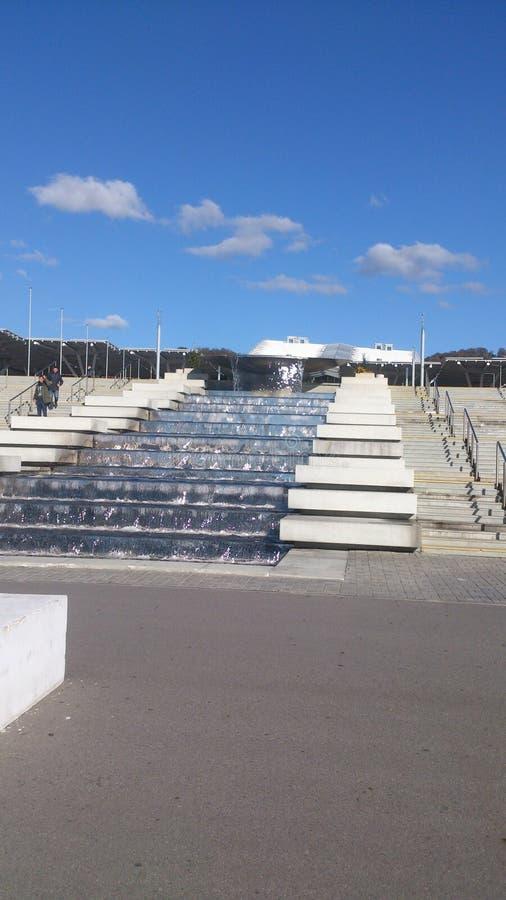 Olimpijska siklawa w Sochi obrazy stock
