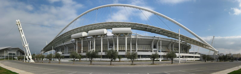 olimpijski Athens stadium obraz royalty free