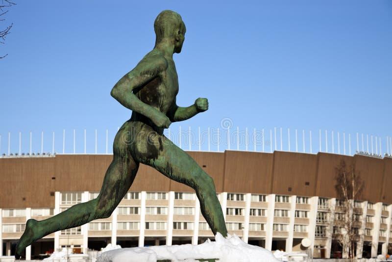olimpijski Helsinki stadium fotografia stock