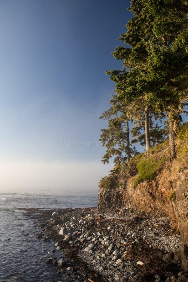 Olimpijski półwysepa wybrzeże obrazy royalty free