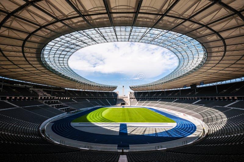 Olimpijski stadium Berlin obraz stock