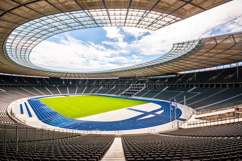 Olimpijski stadium Berlin obrazy stock