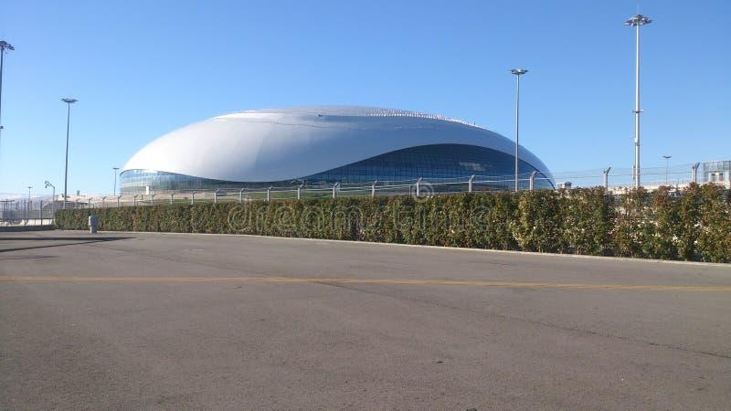 Olimpijski stadium fischt zdjęcia royalty free