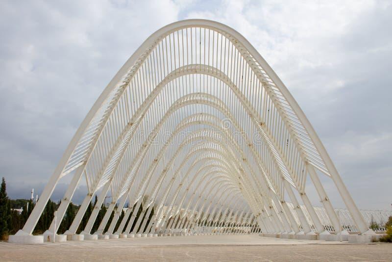 Olimpijski stadium w Ateny, Grecja zdjęcie stock