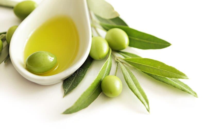 Olio di oliva immagine stock libera da diritti
