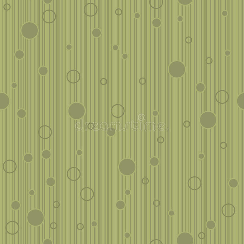 Download Olive Circles stock vector. Image of green, pattern, texture - 27629944