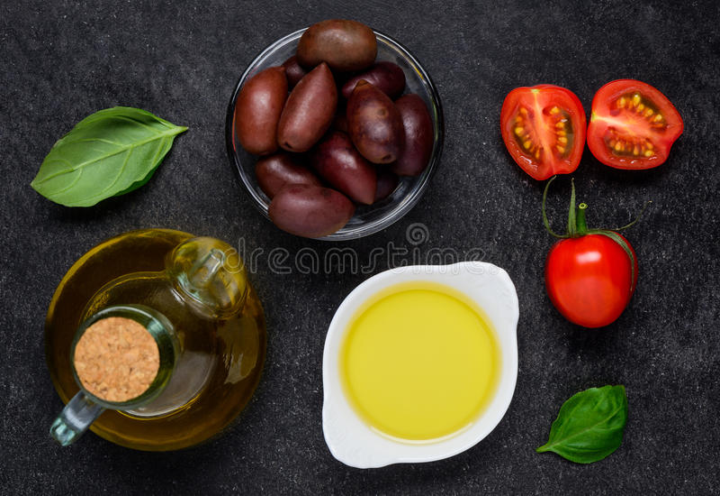 Olive Cooking Oil foto de archivo