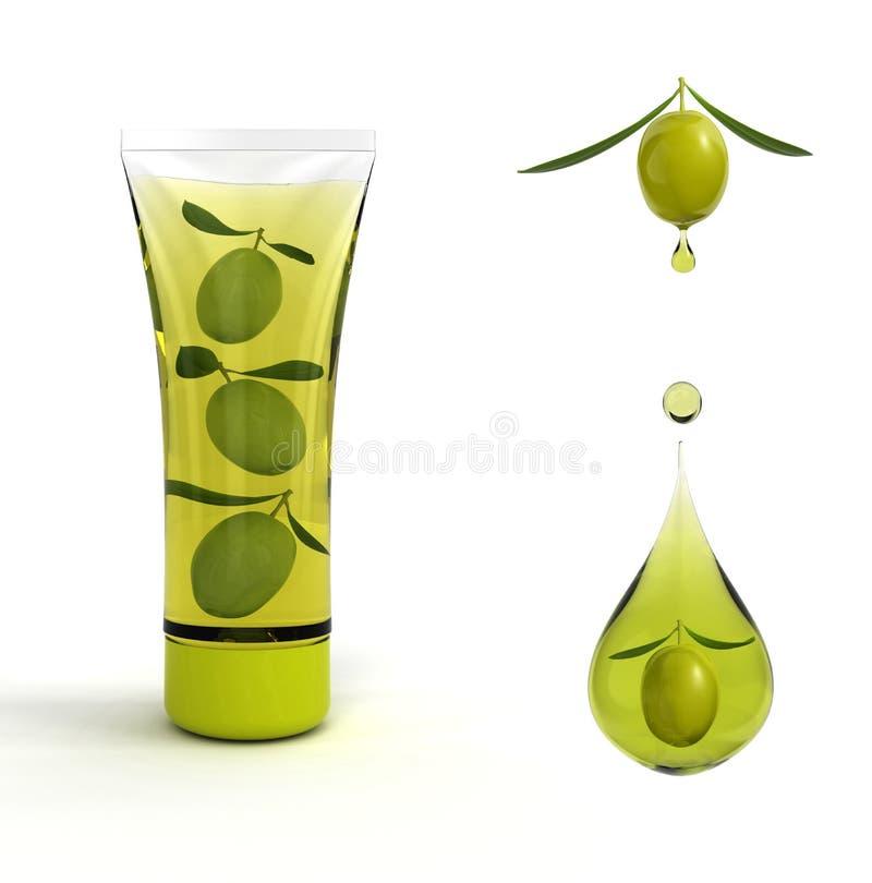 olive cosmétique