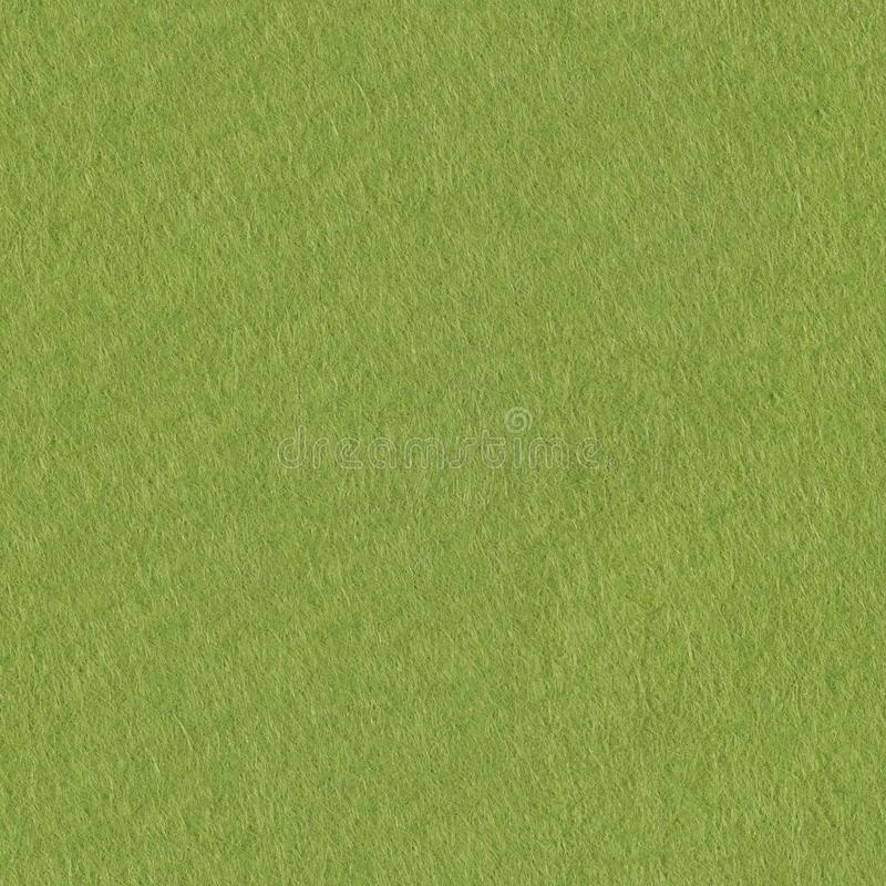 Olive felt background. Seamless square texture, tile ready. High resolution photo royalty free stock photography