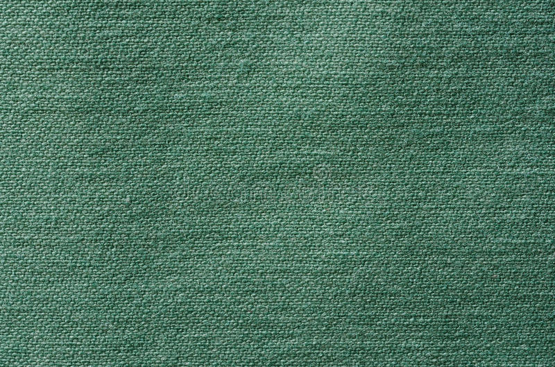 Olive green textile. Canvas, background royalty free stock image