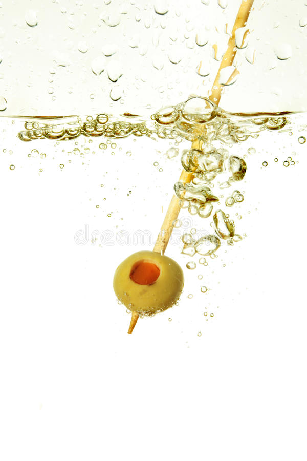 Free Olive In Water Stock Photo - 19748510