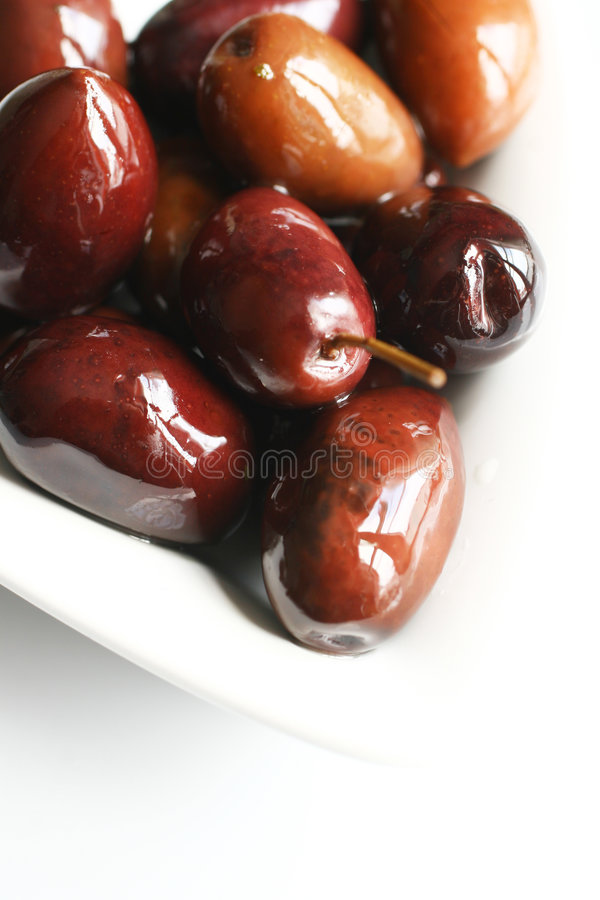 olive kalamata obraz stock
