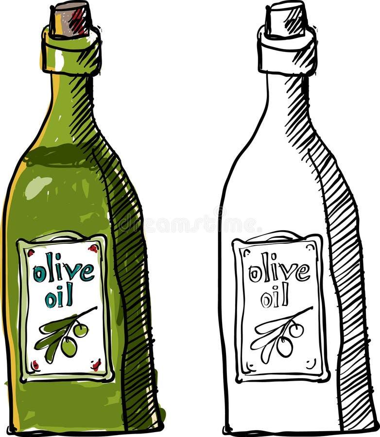 Olive Oil fotos de archivo libres de regalías