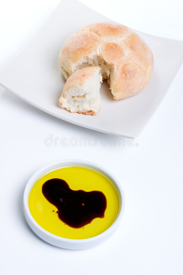 Download Olive Oil And Bread Stock Image - Image: 2314811