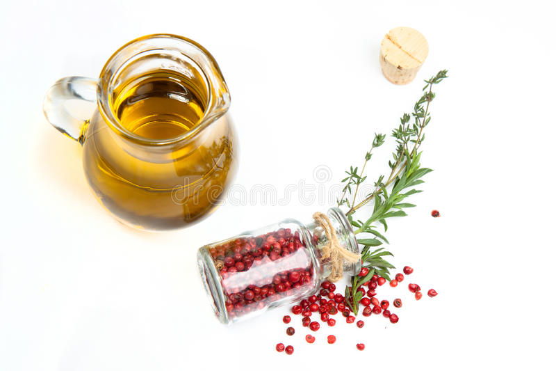 Download Olive Oil With Herb Stock Images - Image: 16515134