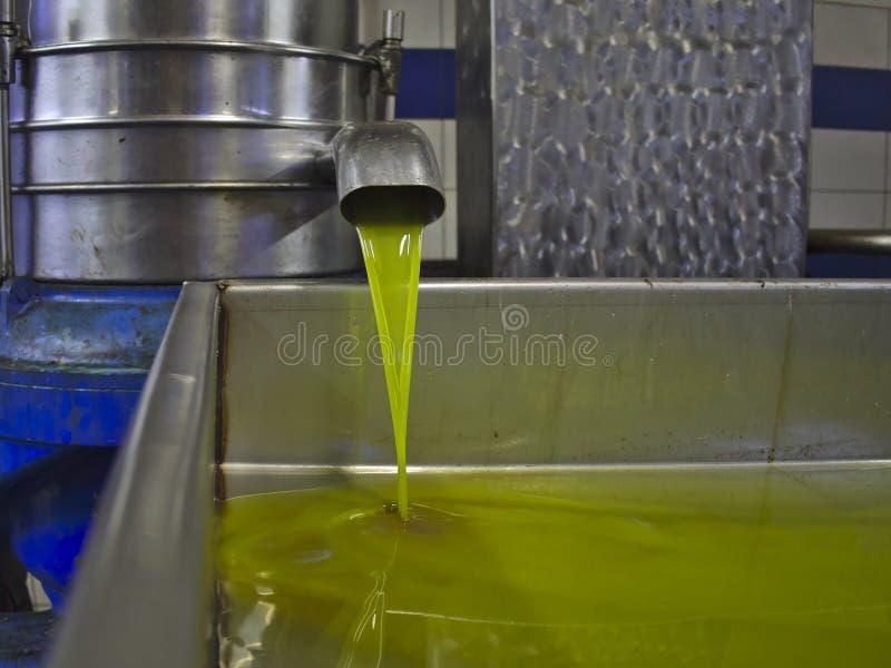 Olive Oil Press royalty free stock photo