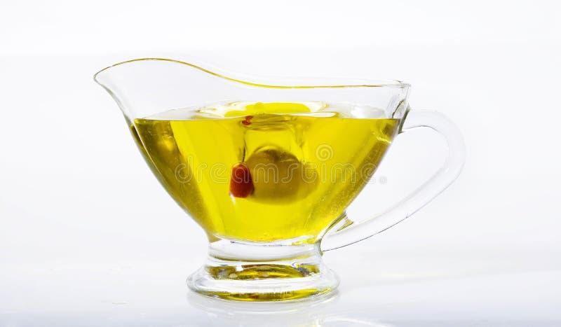 Olivenöl lizenzfreie stockfotografie