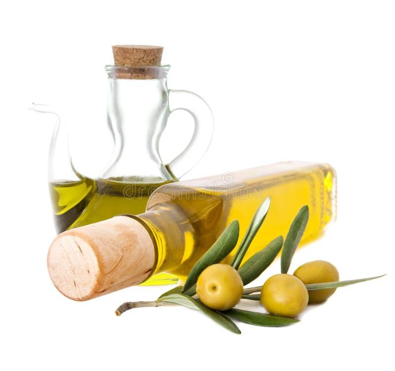 Olivenöl stockbild