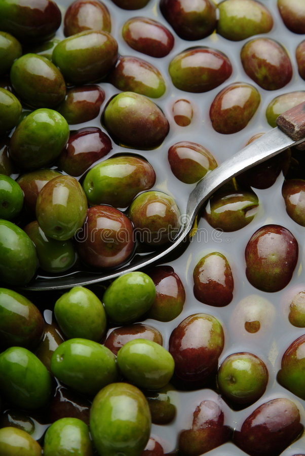 Download Oliven stockbild. Bild von kochen, schmieröl, grün, koch - 858215