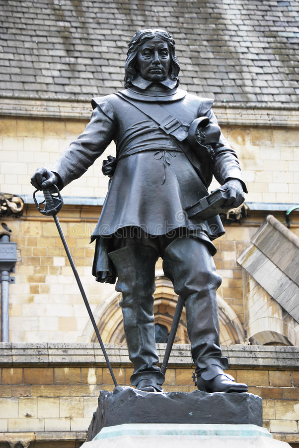 Free Oliver Cromwell 1 Royalty Free Stock Photography - 27388817