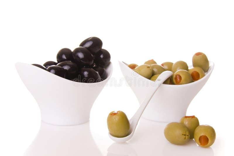 Olives images libres de droits