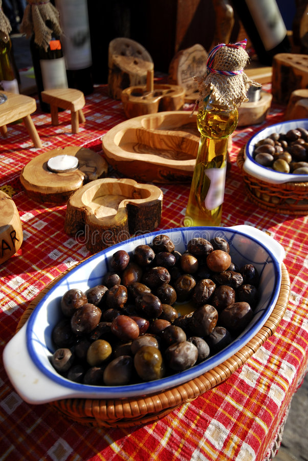 Download Olives Royalty Free Stock Image - Image: 1714726
