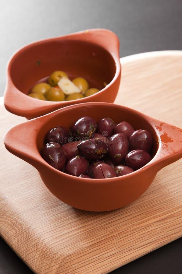 Download Olives stock photo. Image of bowl, trivet, plump, board - 18878248