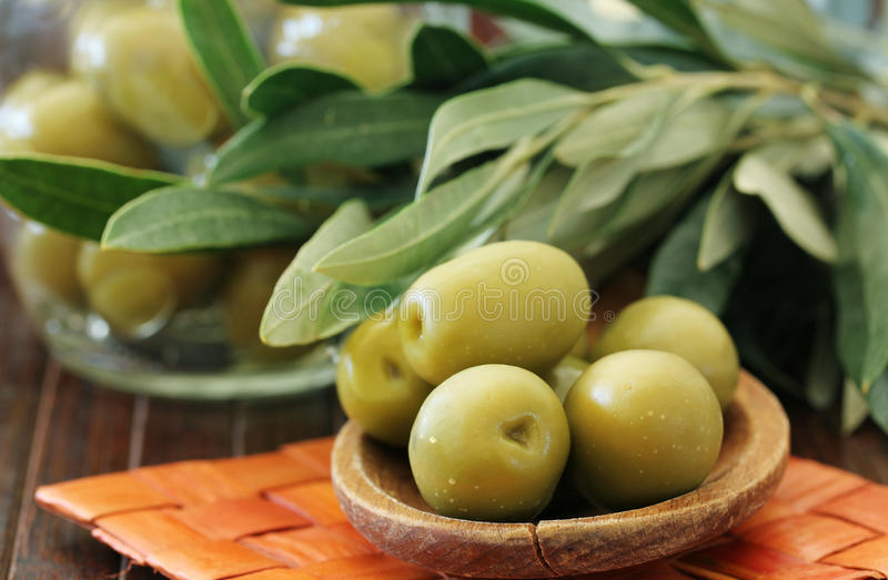 Download Olives stock photo. Image of aromatic, glass, health - 22261628