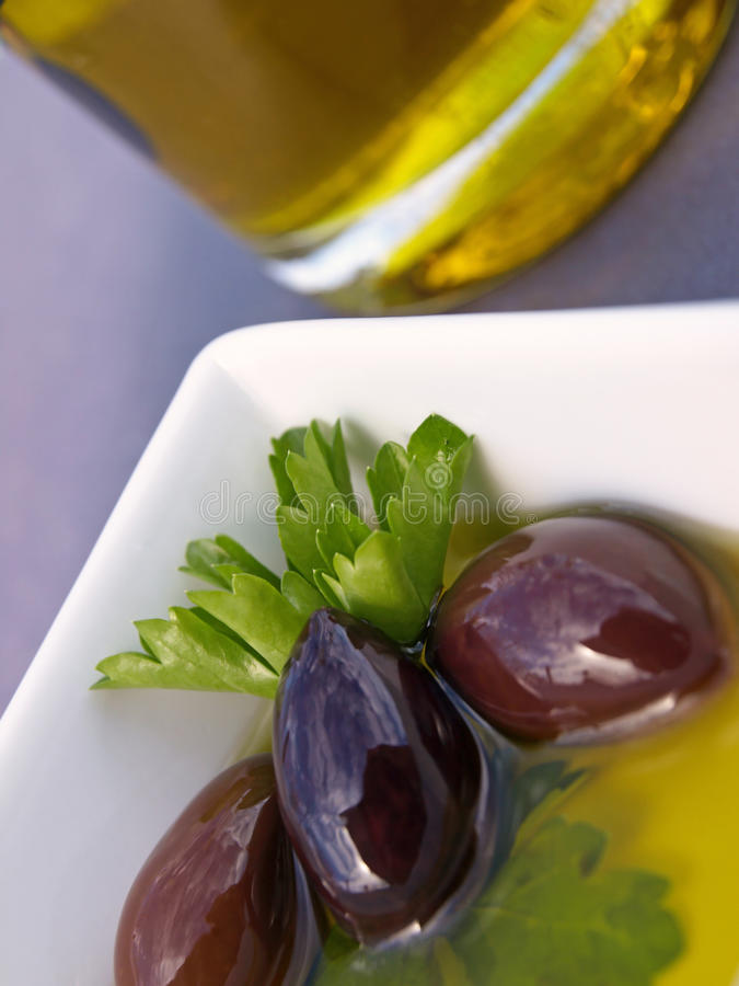 Download Olives And Oil Stock Photo - Image: 11219920