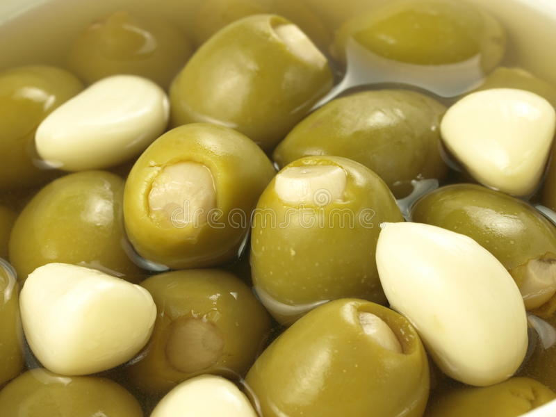 Download Olives in oil stock photo. Image of condiment, background - 25298130
