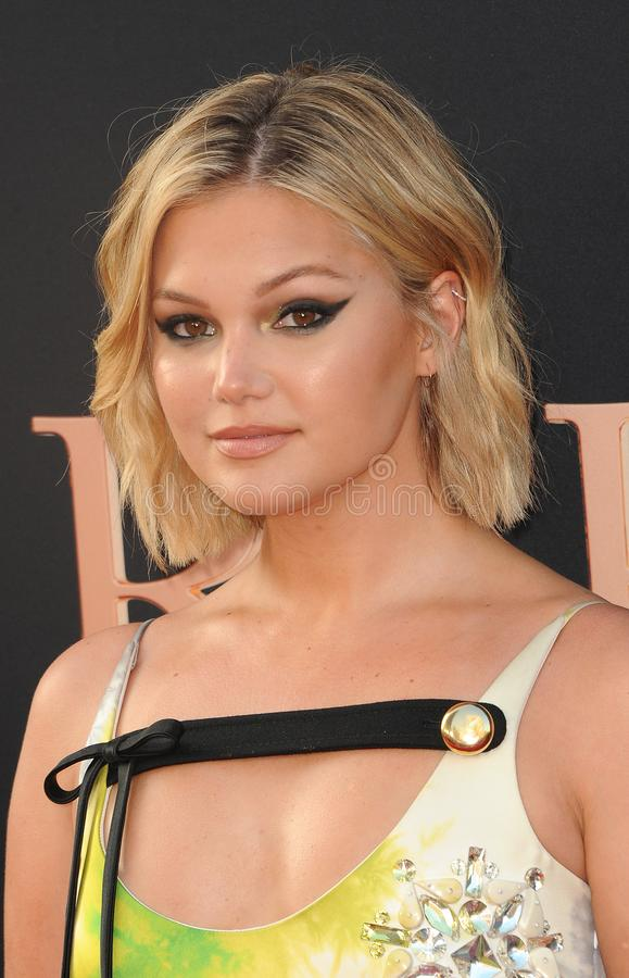 Olivia Holt photo stock