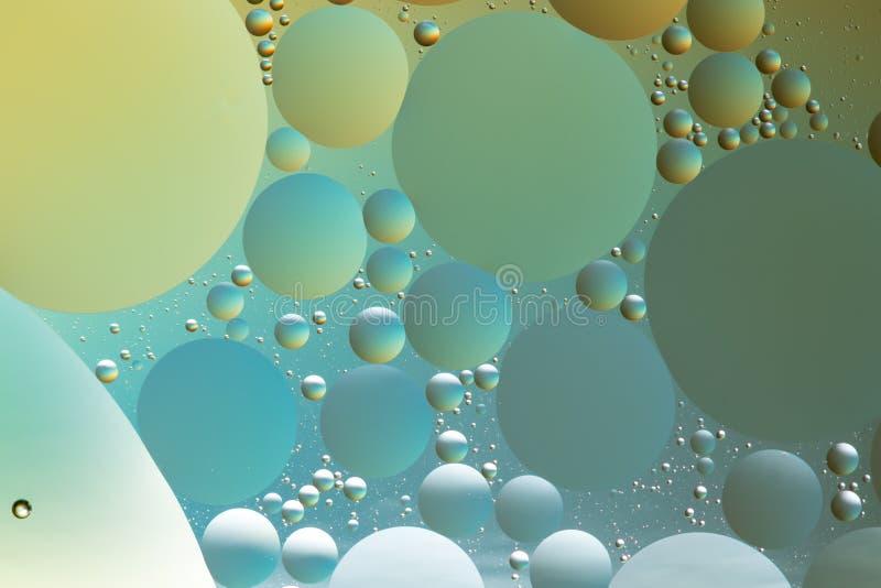 Oliwi abstrakt w, nawadnia i, zdjęcie stock